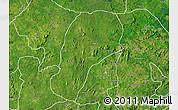 Satellite Map of YagbaEas