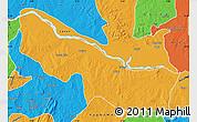 Political Map of Edu