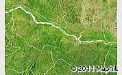 Satellite Map of Edu