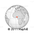 Outline Map of Edu