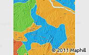 Political Map of Ifelodun