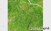 Satellite Map of Ifelodun