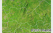 Satellite Map of Irepodun