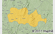 Savanna Style Map of Irepodun