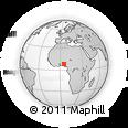Outline Map of Irepodun