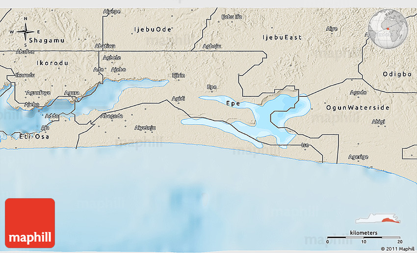 free dating site in nigeria lagos map