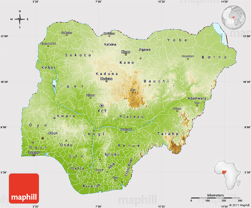 Natural Resources Base Of Nigeria