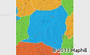 Political Map of Kontogur
