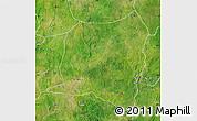 Satellite Map of Kontogur