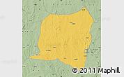 Savanna Style Map of Kontogur
