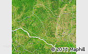 Satellite Map of Lavun