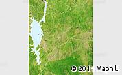 Satellite Map of Magama