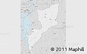 Silver Style Map of Magama