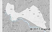 Gray Map of Mokwa