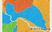 Political Map of Mokwa