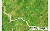 Satellite Map of Mokwa
