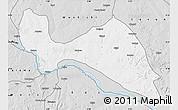 Silver Style Map of Mokwa