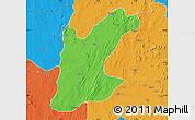 Political Map of Rafi