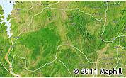 Satellite Map of Wushishi
