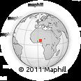 Outline Map of Wushishi