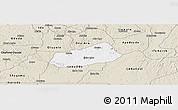 Classic Style Panoramic Map of IjebuNorth