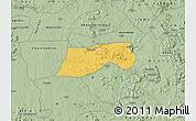 Savanna Style Map of AkokoSou