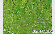 Satellite Map of Ikole