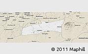 Classic Style Panoramic Map of Ondo