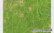 Satellite Map of Atakumosa
