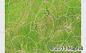 Satellite Map of Ejigbo