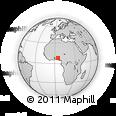Outline Map of Olorunda