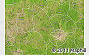 Satellite Map of Ido