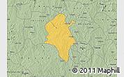 Savanna Style Map of Ido