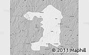 Gray Map of Iseyin