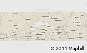 Classic Style Panoramic Map of Ogo-Oluw