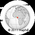 Outline Map of Khana