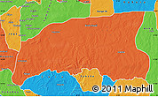 Political Map of Gummi