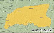 Savanna Style Map of Gummi