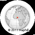 Outline Map of Gummi