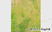 Satellite Map of Gusau