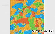 Political Map of Sokoto