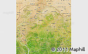 Satellite Map of Sokoto