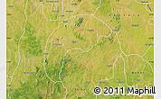 Satellite Map of Tsafe
