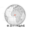 Outline Map of Tsafe