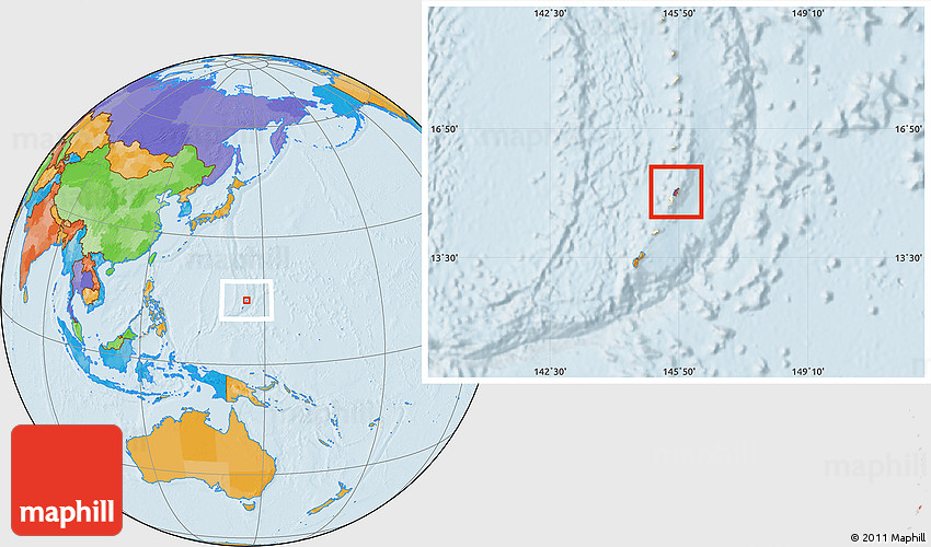 Political Location Map of Saipan, highlighted country on papeete map, battle of midway map, peleliu map, micronesia map, iwo jima map, tinian map, pago pago, guam map, tarawa atoll, mariana islands map, coral sea map, marshall islands map, malta map, midway atoll, wake island, philippines map, guadalcanal map, palau map, tarawa map, battle of guam, pohnpei map, sipan island map, pacific war, saipan international airport, howland island, northern mariana islands, taiohae map, larry hillblom, pago pago map, battle of saipan, yap map,