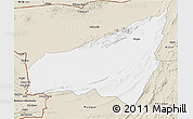 Classic Style 3D Map of Kharan