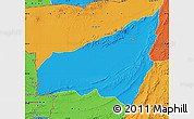 Political Map of Kharan