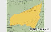 Savanna Style Map of Kharan