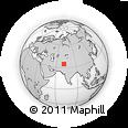 Outline Map of Bajaur