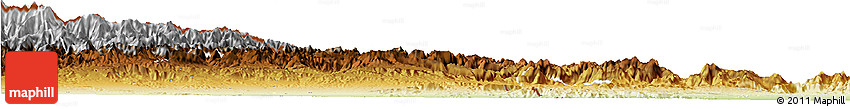 Physical Horizon Map of Khyber
